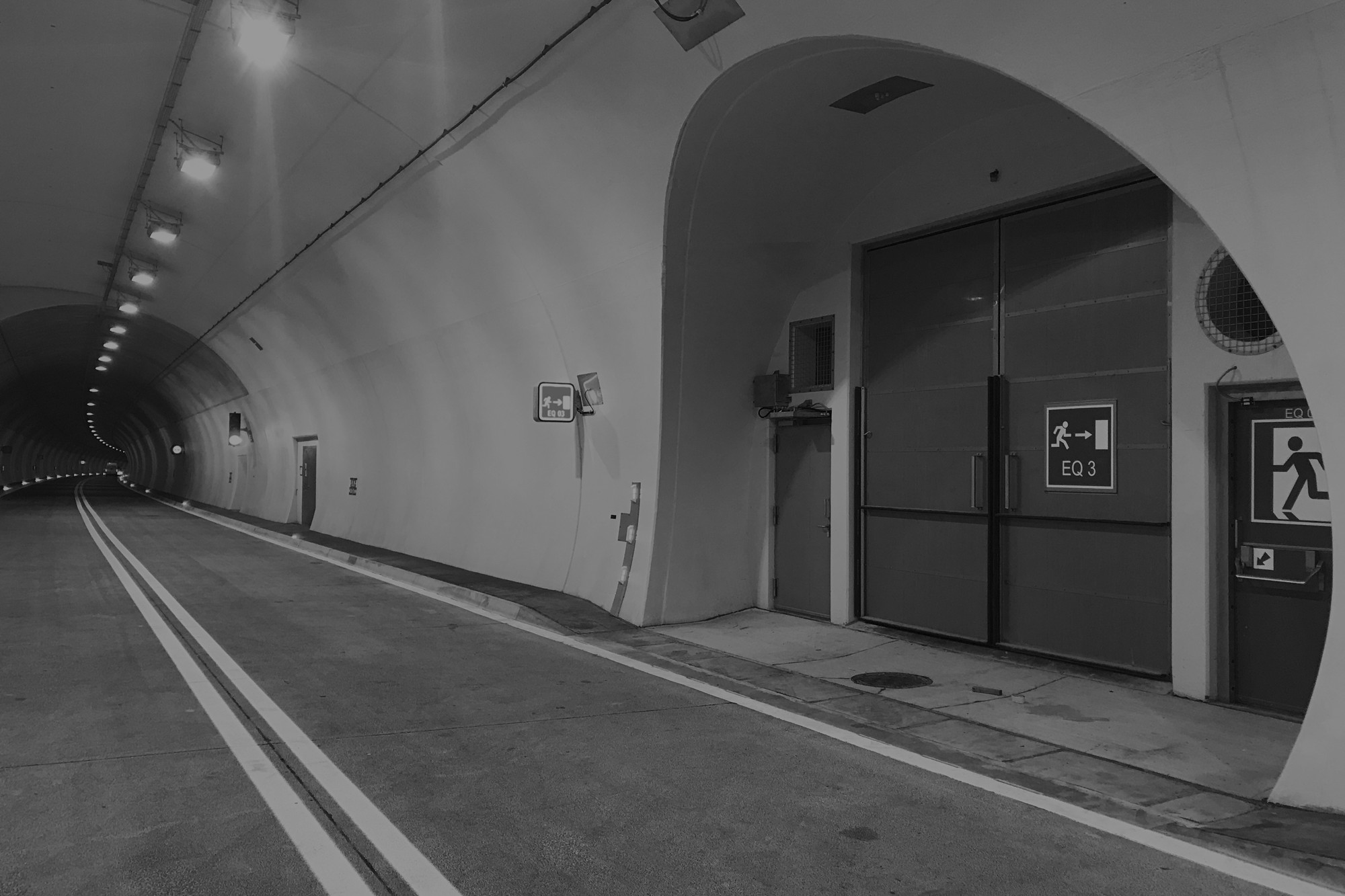 EXCELLENCE </br> IN TUNNEL SAFETY